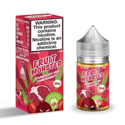 Fruit Monster eJuice SALT - Strawberry Kiwi Pomegranate