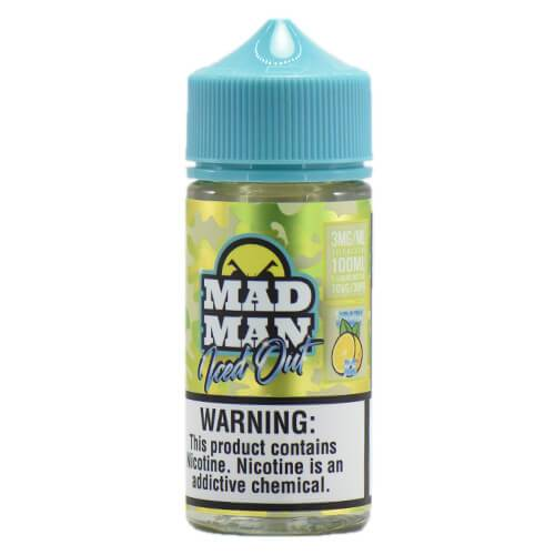 MadMan Liquids ICED OUT - Crazy Lemon ICE