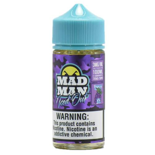 MadMan Liquids ICED OUT - Crazy Grape ICE