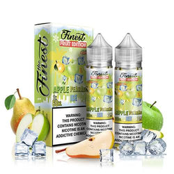 Finest E-Liquid Fruit Edition On Ice - Apple Pearadise ICE