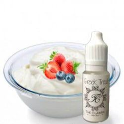 Budget eLiquid - Greek Treat