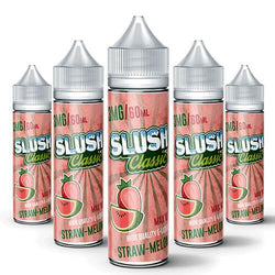 Slush eJuice - Straw-Melon