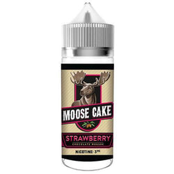 Moose Cake eJuice - Strawberry Moose Cake