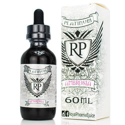 Royal Phoenix Platinum E-Juice - Ambrosia