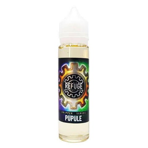 The Refuge Handcrafted E-Liquid - Pupule