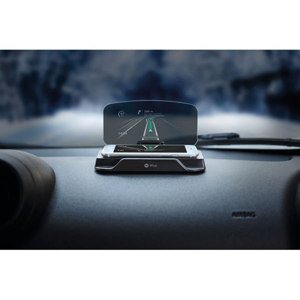 Navigation Display that Makes Roads Safer