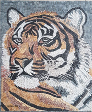 The Mosaic Tiger
