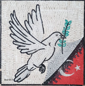 The Peace Pigeon