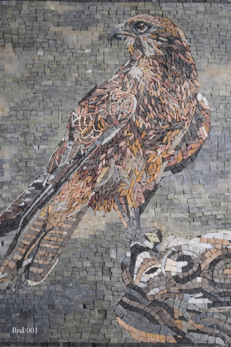The Mosaic Bird
