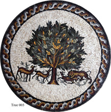 Mosaic Tree of Life