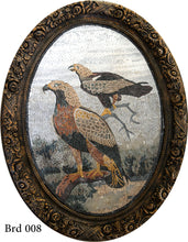 The Mosaic Falcon