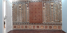 Mosaic Wall Mural, Islamic Art