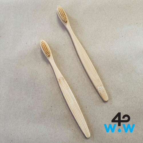 Buy One, Give One Wood Toothbrush
