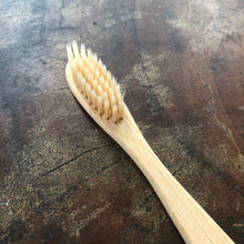 Load image into Gallery viewer, Wood Toothbrush