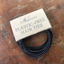 Load image into Gallery viewer, Plastic-Free Hair Ties
