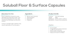 Floor and Surface Pods