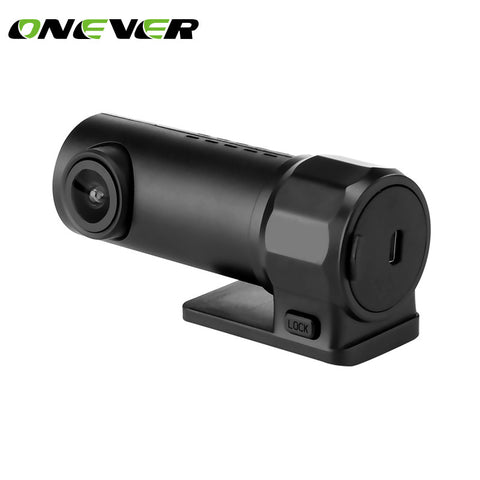 Onever Dash Camera WIFI Wireless Car DVR Camera Digital Registrar Video Recorder DashCam Road Camcorder APP Monitor Night Vision