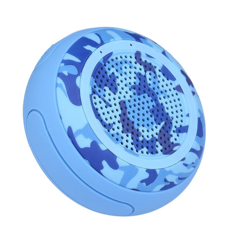 Swimming Speaker Pool Floating Wireless Bluetooth Speakers Blue
