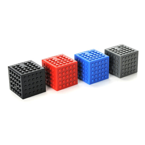 Mini Gaming Building Blocks Creative Wirelesss Bluetooth Speakers Games Wireless Speaker for LEGO Gift