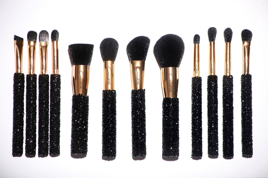 Midnight Glam Brush Set