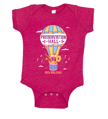 Hot Air Balloon Onesie
