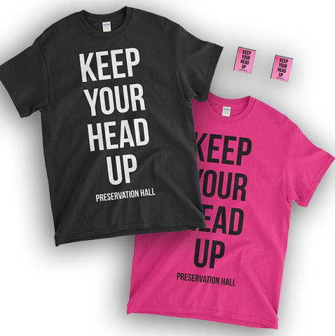 KEEP YOUR HEAD UP BUNDLE - $50 (Save 30%)