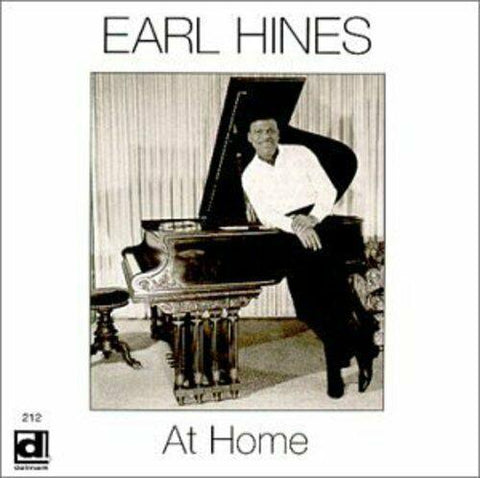 VINTAGE VINYL - Earl Hines At Home