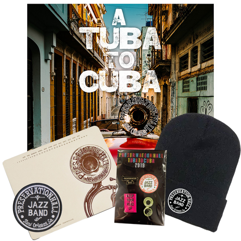 Tuba to Cuba LP Bundle