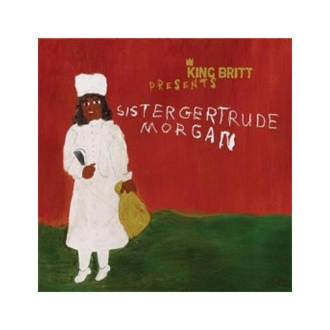 (CD) King Britt Presents: Sister Gertrude Morgan - Let's Make a Record