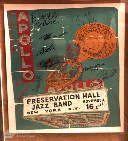 Poster - Signed Apollo 2013