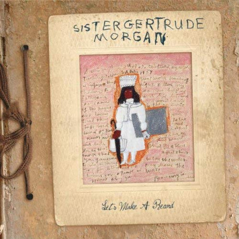 Sister Gertrude Morgan - Let's Make a Record CD - Ropeadope release