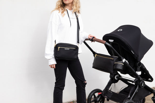 What's In My Pram Caddy? With The Nappy Society Founder, Gemma.