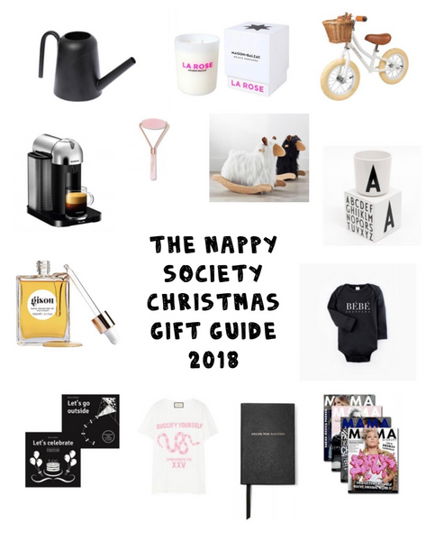 THE NAPPY SOCIETY CHRISTMAS GIFT GUIDE 2018
