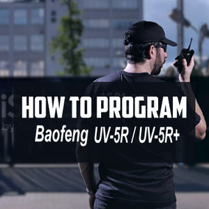 [25% off Baofeng Promo Code] How to Program Baofeng UV-5R Series with Software