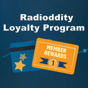 Radioddity Loyalty Program | New Release