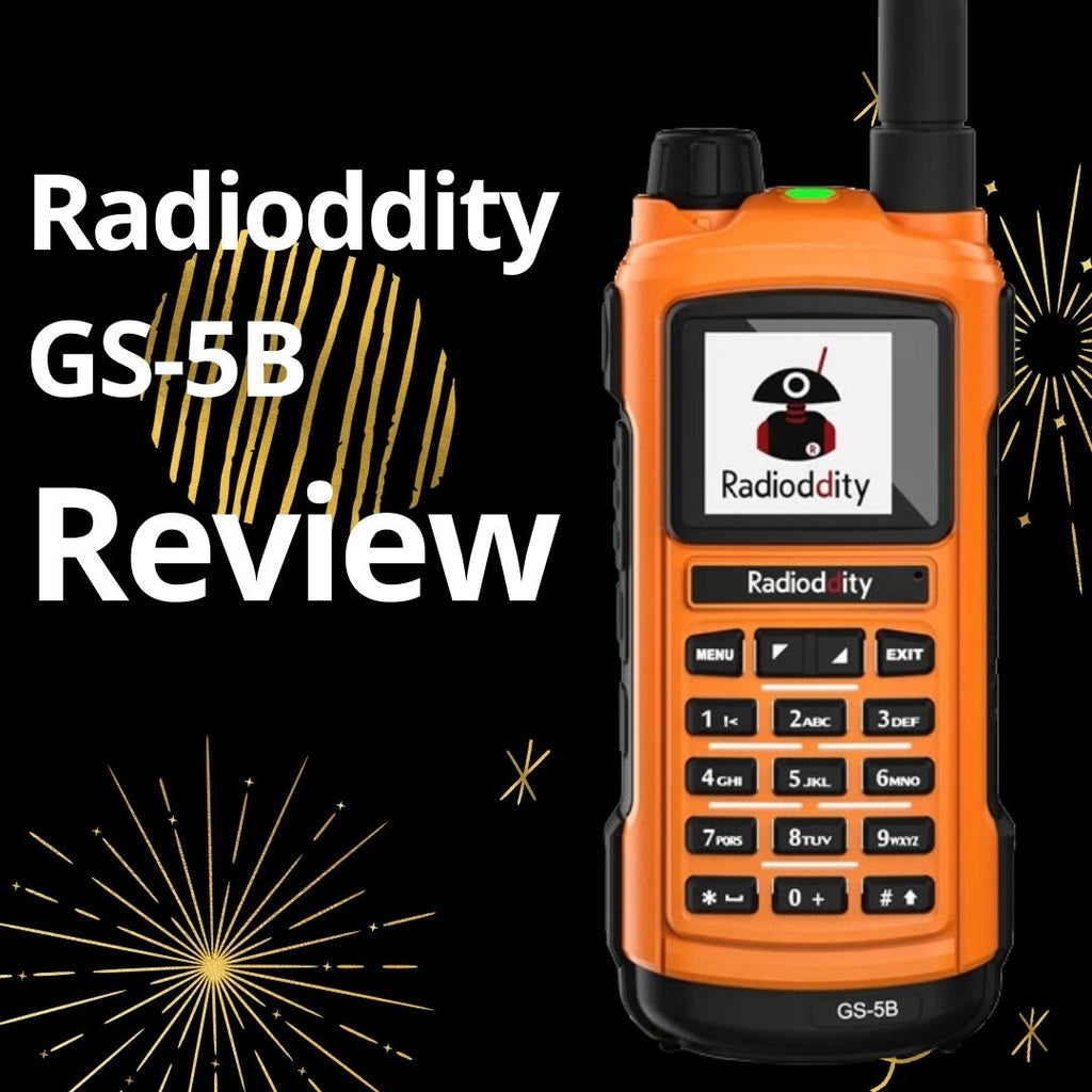 Radioditty GS-5B Product Review | by Jerry. K