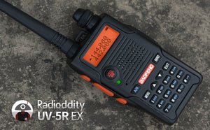 Baofeng UV-5RX3 Tribander & UV-5R EX Dual Band Handheld Transceiver Released