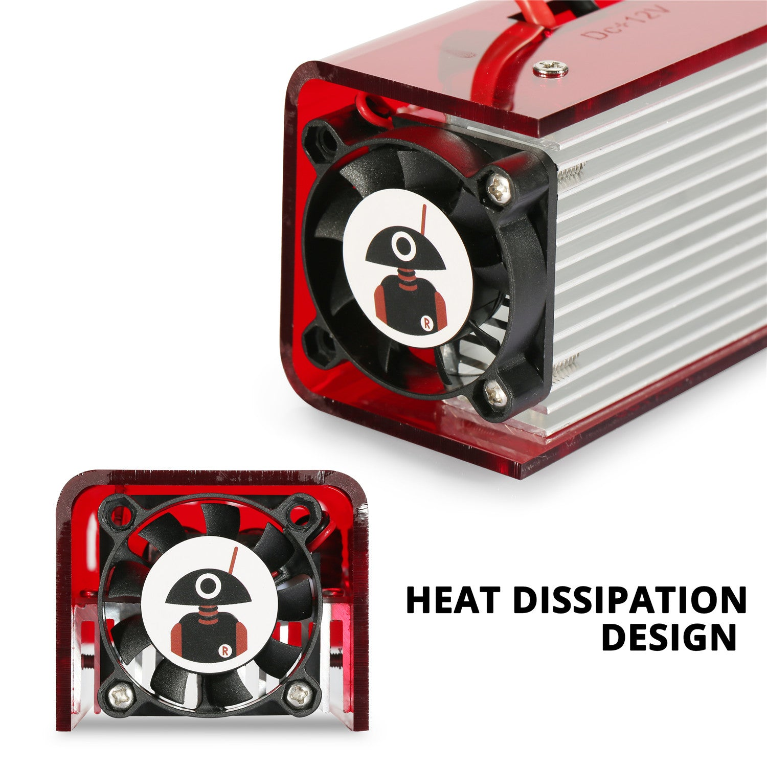 Heat Dissipation Details