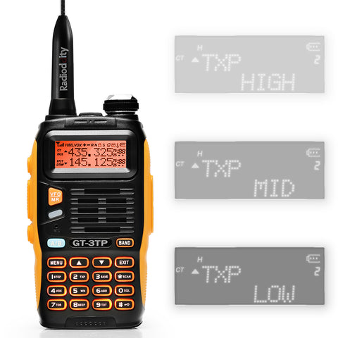Baofeng GT-3TP Mark III [OPEN BOX] - Radioddity