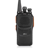 Baofeng GT-1 [10 Pack + Cable] | UHF | 5W | 16CH | Flashlight | FM Function Two-Way Radio - Radioddity