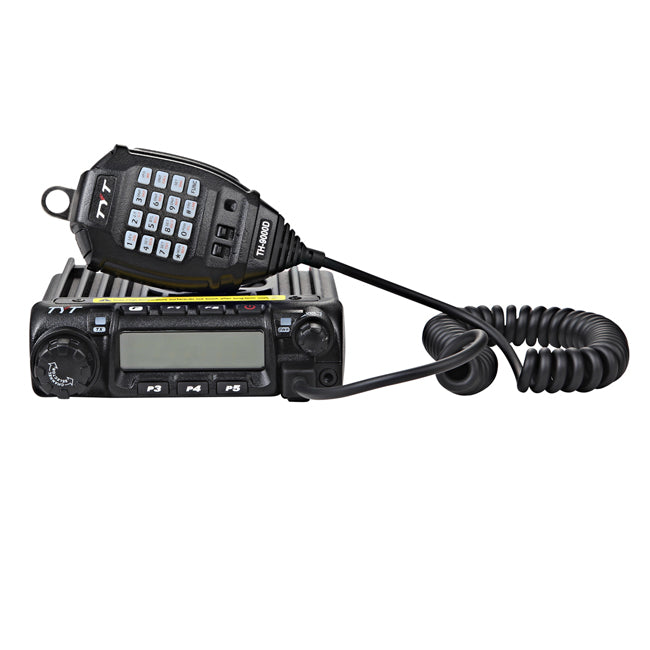 TYT TH-9000D Car Mobile Radio VHF 136-174MHz + Cable