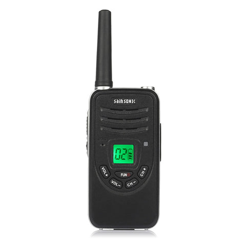 SainSonic RST567 UHF Handheld Walkie Talkie