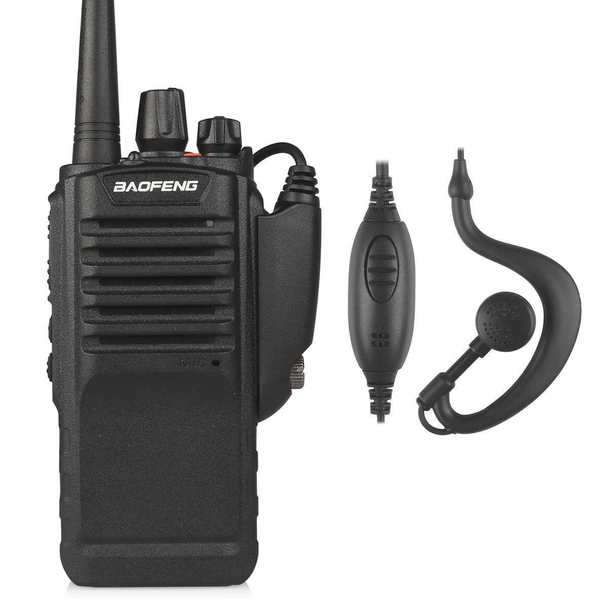 Baofeng BF-9700 | Dual Band | 7/5/1W | Waterpoof | Noise Reduction - Radioddity