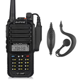 Baofeng GT-3WP Waterproof Two Way Radio + Speaker Mic
