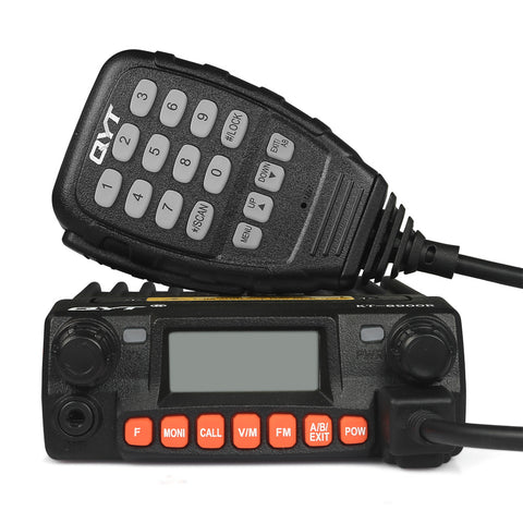 KT-8900R Tri Band 25W Car Mobile Radio 136-174/240-260/400-480MHz