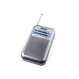 DEGEN DE333 Mini AM FM 2 Band Radio [DISCONTINUED] - Radioddity