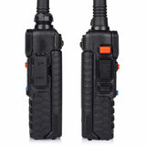 Baofeng UV-5RTP Transceiver + Speaker Mic + Cable