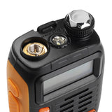 Baofeng GT-3 Mark II [2 Pack + Battery] | Dual Band | 5W | Better Antenna | VOX | Flashlight - Radioddity