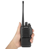 Baofeng BF-9700 [5 Pack + Cable] | UHF | 7/5/1W | Waterproof | Noise Reduction - Radioddity