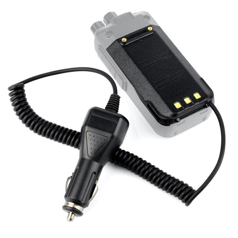 TYT MD-380 Car Charger Battery Eliminator - Radioddity